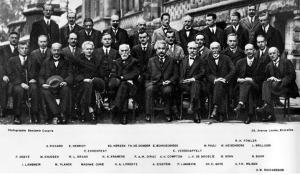 SolvayCongress 1927