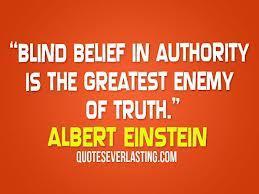 in authority