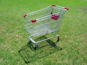 shopping-trolley-free-stock-image