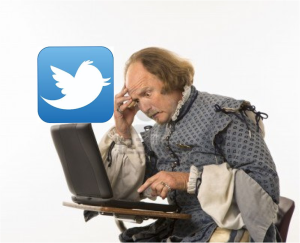 Shakespeare and twitter